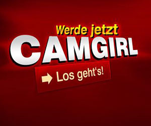 Werde jetzt Camgirl